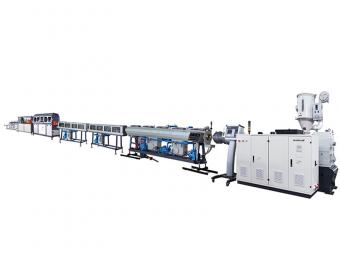 pe pipe extrusion machine